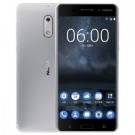 Nokia 6 TA-1021 DS Silver (2017) Android EE LV LT PL UA